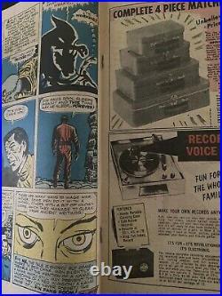 Marvel Comics Strange Tales #89 1961 First Fin Fang Foom Shang Chi Movie