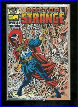 Marvel Strange Tales #110 CGC 3.5 1st Appearance DR. Doctor PLUS EXTRA COMIC LOT