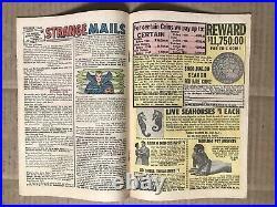 STRANGE TALES #126 1st DORMAMMU