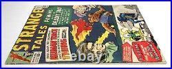 STRANGE TALES #126 VG/F, Dr. Strange 1st Dormammu & Clea, Marvel Comics 1964
