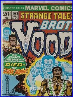 STRANGE TALES 169 First Appearance of Brother Voodoo