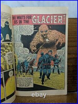 STRANGE TALES ANNUAL #1 (1962) Lee Kirby Ditko Monster Horror 1st Marvel Ann