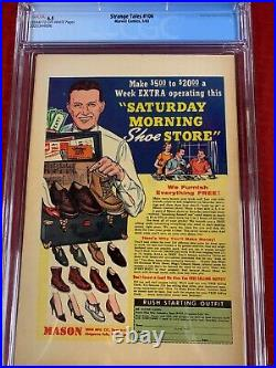 Strange Tales 106 (CGC Grade) 1st appearance of the Acrobat