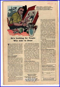 Strange Tales #110 (1951 1st Series) Grade 5.5 -1st Appearance Dr. Strange