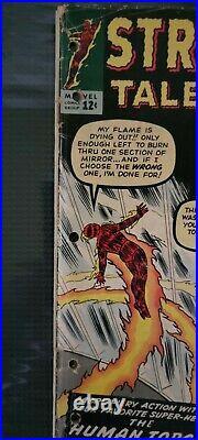 Strange Tales #110 (1963) Grade 1.0 1st Appearance Of Doctor Strange