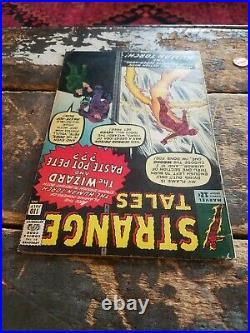 Strange Tales #110 1st Appearance Doctor Strange Silver Age Key 1963 Nice