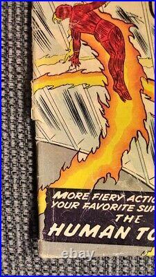 Strange Tales # 110 (1st Doctor Strange). Low Grade copy