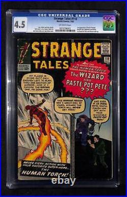 Strange Tales #110 CGC 4.5 1st appearance of Doctor Strange