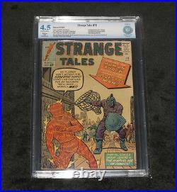 Strange Tales # 111 (4.5) 2nd Doctor Strange 1st Baron Mordo 1963 Lee & Kirby