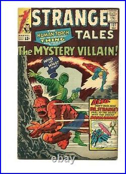 Strange Tales #127 Nice Fn+ 6.5 1st Eye Of Agamotto & Clea Free Shipping