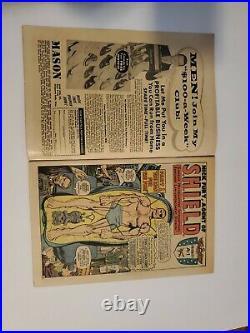 Strange Tales #135 1st App Nick Fury Agent Of Shield Hydra Silver Age Marvel