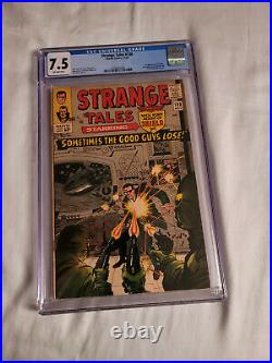 Strange Tales 138 Cgc 7.5. 1st Appearance Of Eternity