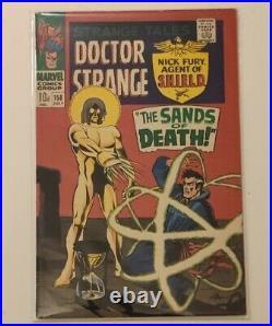 Strange Tales #158 1967 1st Appearance Living Tribunal