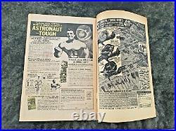 Strange Tales #158 1st App Living Tribunal Key 1967 Hi Grade