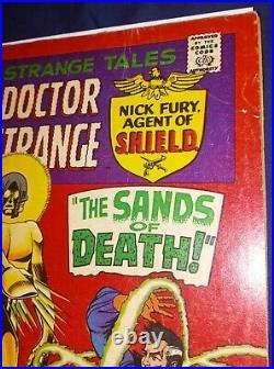 Strange Tales 158 1st Full & Cover Appearance The Living Tribunal Lower Grade