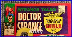 Strange Tales # 158 (1st Living Tribunal). Higher Grade copy
