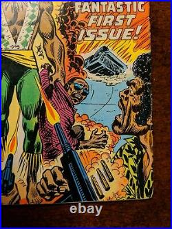 Strange Tales #169. 1973. 1st Appearance of Brother Voodoo