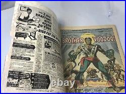 Strange Tales #169 1st Appearance Brother Voodoo MARVEL KEY Movie Soon Comic