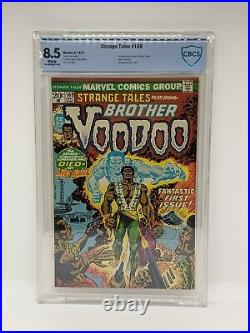Strange Tales 169 CBCS 8.5 1st Appearance of Brother Voodoo