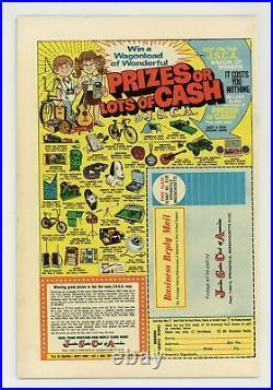 Strange Tales #169 FN 6.0 1973 Origin & first Brother Voodoo story