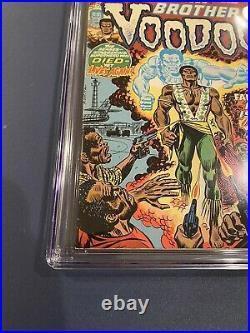 Strange Tales #169 (Sep 1973, Marvel) 1st Brother Voodoo CGC 4.5