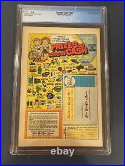 Strange Tales #169 (Sep 1973, Marvel) CGC 5.0 1st Brother Voodoo