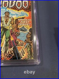 Strange Tales #169 (Sep 1973, Marvel) CGC 5.0 White Pages 1st Brother Voodoo