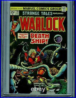 Strange Tales #179 Warlock CGC 9.2 NM- 1975 1st Pip Marvel Comics K28 Amricons
