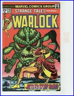 Strange Tales #180 1st Gamora, 2nd Pip, 3rd Magus, New Warlock, 1975 Marvel