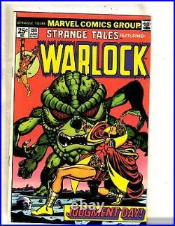 Strange Tales # 180 NM- Marvel Comic Book Warlock 1st Gamora Appearance KEY FM2