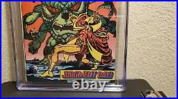 Strange Tales 180 Signed by Jim Starlin 1st appearance of Gamora CGC 8.5